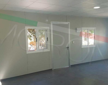 Oficina Modular (Proyecto Sismologia)