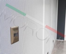 Paneles de muro acústico