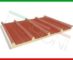 Panel de cubierta Agropanel
