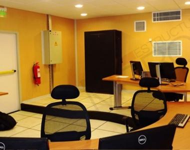 Sala de control Minera