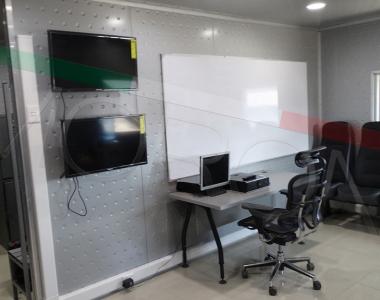 Sala de descanso modular