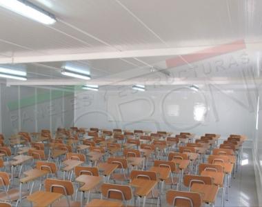 Salas y Laboratorios Modulares