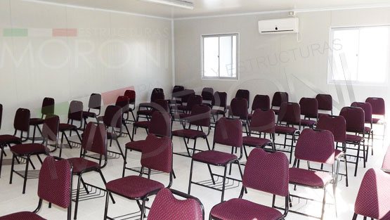 Sala de clases modular