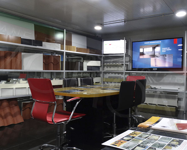 Soluciones Modulares - Oficinas Modulares Prefabricadas