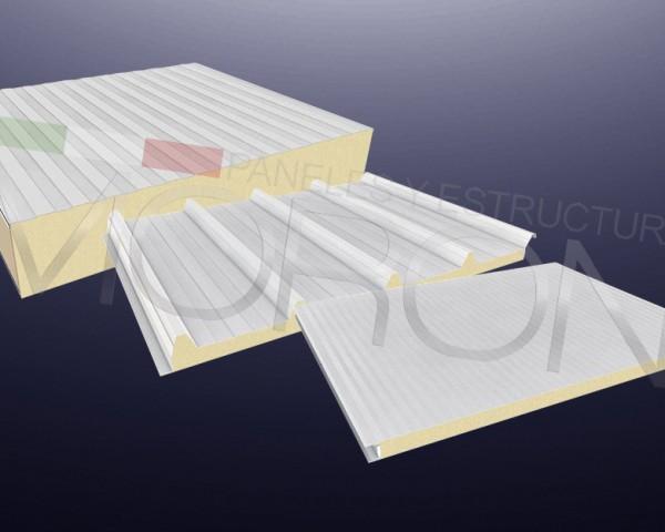 Soluciones Modulares - Paneles Aislantes