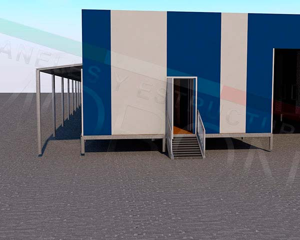 Soluciones Modulares - Campamento Minero Modular