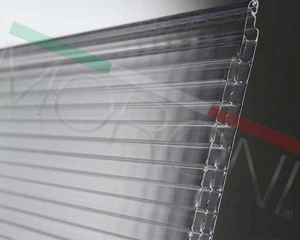 Panel de policarbonato Seplux 10 Light