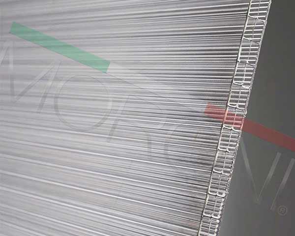 Panel de policarbonato Seplux F10
