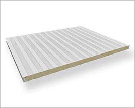 Paneles y Estructuras Moroni - Panel Lana de Roca
