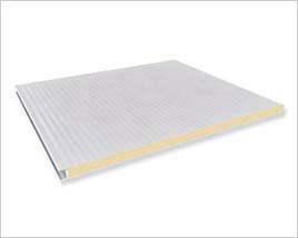 construccion con paneles prefabricados en chile - Panel de poliuretano