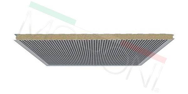 Paneles aislantes en stock - panel acustico MEC WA espesor 50mm