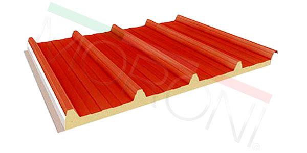 Paneles aislantes en stock - Panel de cubierta AGROPANEL