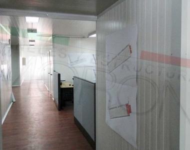 Instalación de faenas modulares
