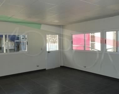 Construcción de Salas de clases modulares