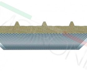 Panel de cubierta Penta WA