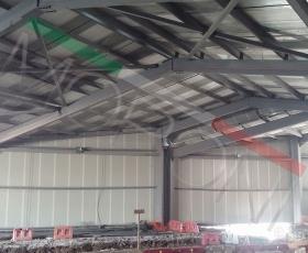 Paneles de cubierta acústica