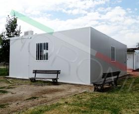 Construcción con Paneles de Poliuretano