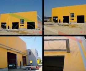 Construcción con Panel de Poliuretano Special