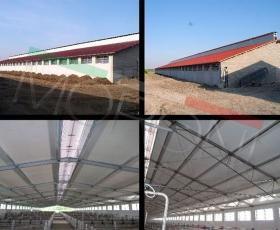 Construcción con panel Agropanel