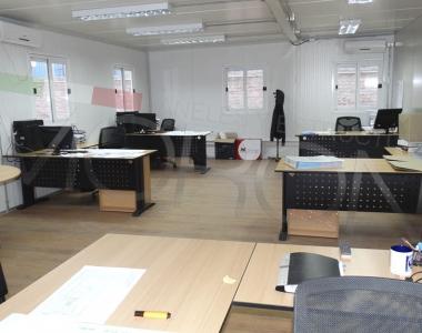 Oficinas Modulares prefabricadas