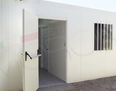 Centro de salud modular