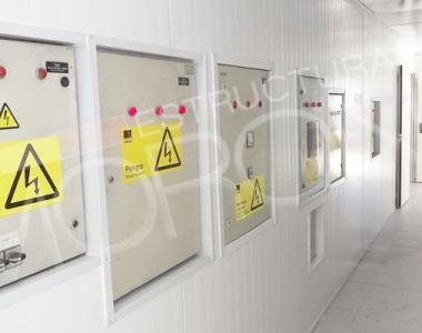 Salas de capacitación modular