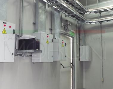 Salas Eléctricas modulares
