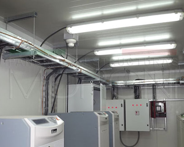 Soluciones Modulares - Salas Electricas Modulares