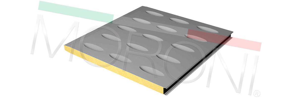 Panel de poliuretano Oliva