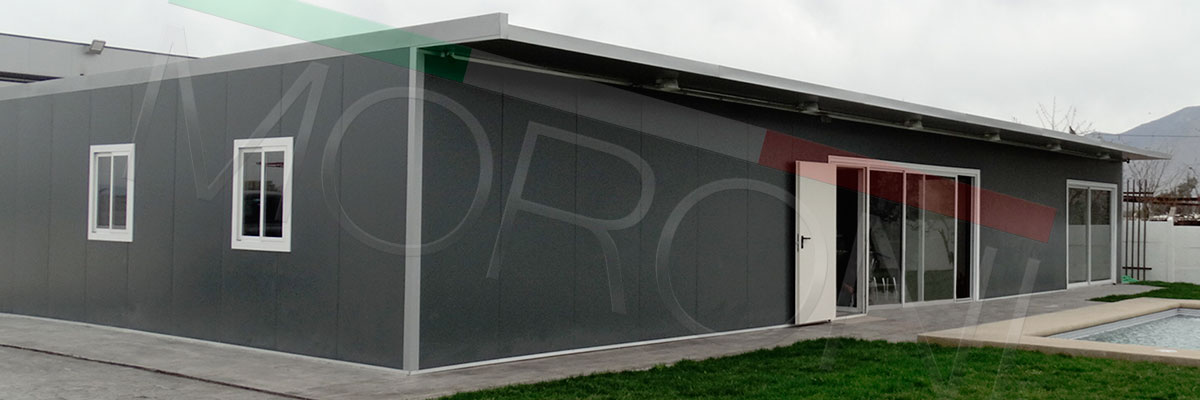 casas prefabricadas de paneles aislantes