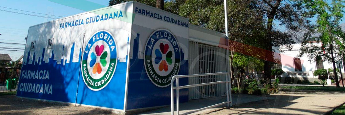 farmacias modulares para comunas y municipios