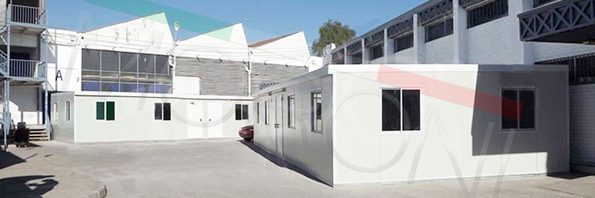 laboratorios de clases modulares