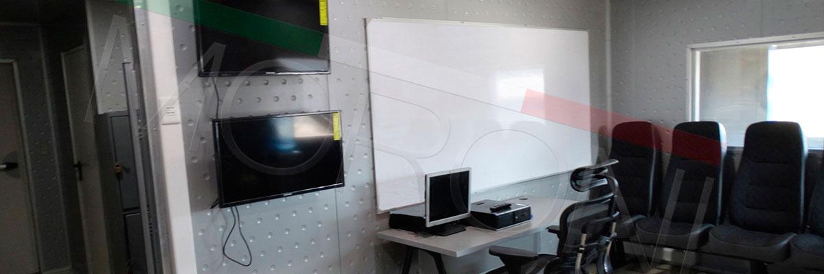 cabinas acusticas industriales