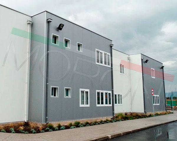 Soluciones Modulares - Edificio Corporativo Modular