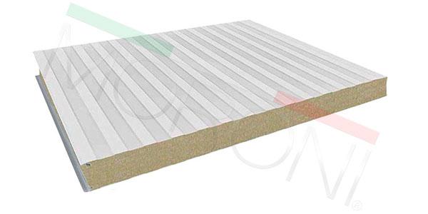 Paneles aislantes en stock - Panel lana de roca MEC WR 100mm