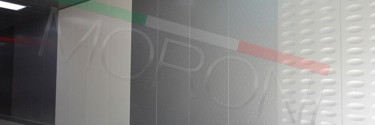 paneles de muro
