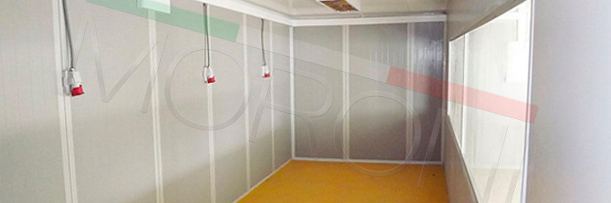 salas acusticas modulares